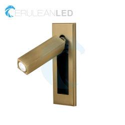 Настраиваемые высокое качество скрытых номеров отеля переключателя на прикроватном мониторе светодиодные лампы для чтения
