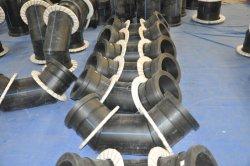カスタマイズ可能で熱い可融性のHDPEのプラスチック管付属品