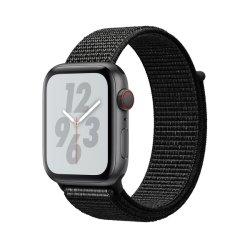 Nouvelle série 4 Original Smartwatch Smartwatch gris GPS Cellulaire OLED (satellite)