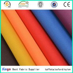 Tessuto rivestito venduto popolare del PVC di Oxford 300*150d per il servizio del Pakistan con il prezzo poco costoso