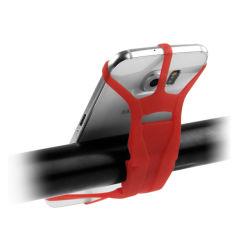 Supporto universale del telefono della bici della fascia della fasciatura della cinghia della bicicletta del silicone di Whosale della fabbrica