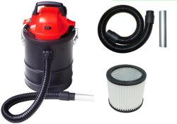20V de alimentación de litio de 12L aspirador de cenizas de chimenea seco