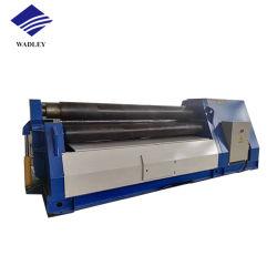 Macchina piegatubi meccanica di piastra metallica del rullo dei 3 rulli dello strato W11