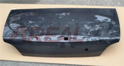 Fibra de carbono de la tapa del maletero del tronco para Honda S2000