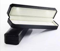 Doos van de Ring van de hoge LEIDENE van het Eind de Lichte Plastic Doos van de Armband Huidige