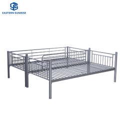 가구 침실 가구 강철 금속 기숙사 사용은 따로따로 2단 침대 중국 사람 가구를 금속을 붙인다