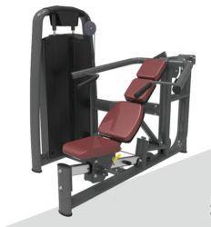 Коммерческие Спортзалом спортивный инвентарь фитнес-регулируемый груди нажмите клавишу