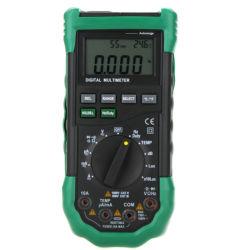 輝度騒音レベル周波数抵抗キャパシタンスデジタルマルチテストメーター