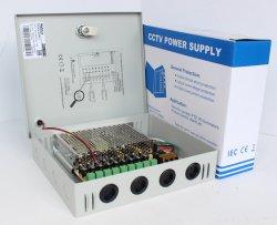 9CH 12V 10A PTC de AutoDoos van de Levering van de Macht van kabeltelevisie van de Zekering
