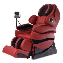 최고 전기 3D Shiatsu 안마 의자, 가득 차있는 바디 마사지 기계