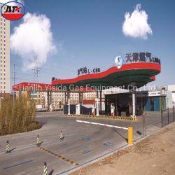 De Regelende en Latende verdampen Apparatuur van de l-CNG steunbalk-Opgezette Gasdruk