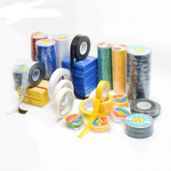 Les ventes à chaud de ruban isolant de coton du ruban électrique de haute qualité