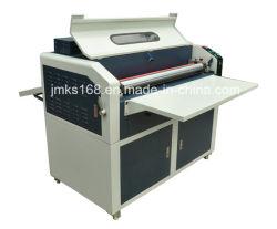 36polegadas máquina de revestimento UV Non-Woven papel fotográfico com couro de tecido