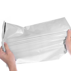 "[Sinfoo] 7.5"" X 10,5"" белого цвета полимерная спамера мешки (B. 24221белый)"