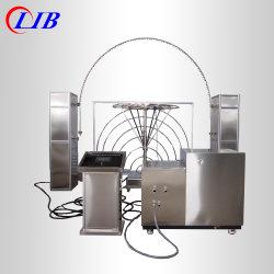 ISO20653 de waterdichte Apparatuur van de Test van de Nevel van de Regen
