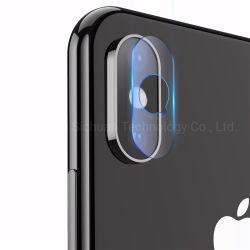 De volledige Beschermer van het Scherm van het Glas van de Dekking 9h 2.5D AchterLens Aangemaakte voor iPhoneReeks