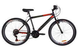"""27.5 """"鉄骨フレームの堅いフォークのマウンテンバイク18の速度の自転車OEM"""