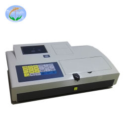 Highest Level Semi-Auto Biochemistry Analyzer Laboratory Instrument