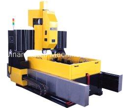 Alta velocidad de la placa de perforación y fresadora CNC para que el tubo de la brida de lámina metálica