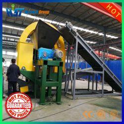 Fábrica de reciclagem de pneus de resíduos/máquina de reciclagem de pneus usados