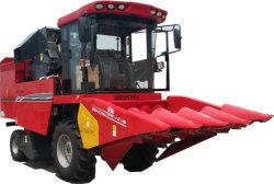 La cosechadora Rueda Agrícola/ la combinación de la cosechadora de maíz / Cosecha máquina 4yz-4 con la certificación CE