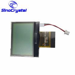 12864 LCD van het radertje de Positieve Transflective LCD Modules van de Vertoning FPC 128X64 FSTN