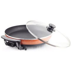 Раунда электрический пиццы форма для выпечки посуда для приготовления пищи (SX-P40)