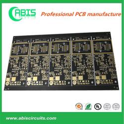 Máscara de Solda preta da camada 1-22PCB e fabricante de contrato de montagem electrónica