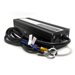 Entièrement automatique intelligent 48V 3A/4D'UN chargeur de batterie plomb-acide 58.8V avec MCU