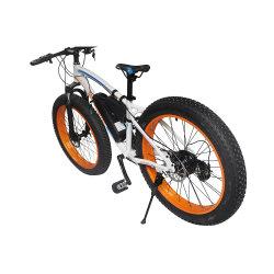 26-дюймовый напрямик 350W 48V снег электрический снег велосипед горный велосипед
