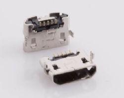Mikro-weibliche SMT Bs-Steckverbindungen USB-