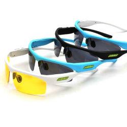 2015 Bluetooth Sunالنظارات الشمسية الرياضة مع تشغيل الموسيقى / مكالمة هاتفية / HiFi