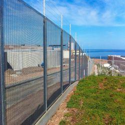 Maglia dell'aeroporto della prigione delle 358 barriere di sicurezza