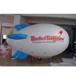 De opblaasbare Blimp van het Helium van de Ballon van de Lucht