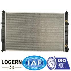 Ма-045 автомобильной алюминиевый радиатор для Mazda длиннобазный однообъемный автомобиль в 02-05 в Dpi: 2768