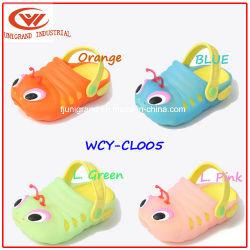 Impedimenti di plastica di EVA del pistone dei sandali dei bambini di estate per i capretti