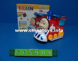 B/O de plastic Universele Auto van het Speelgoed van de Trein (665909)