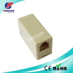 Adaptateur téléphonique 6P2C 6P4C 6P6C 8P8C 8p4c (pH2202)