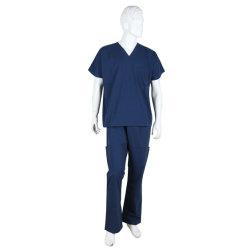 Fabbrica di mulino Clean Room Worker Dottore Nurse gli scrub della signora degli uomini Indumenti da lavoro uniformi