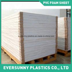 Het witte Blad Van uitstekende kwaliteit van het pvc- Schuim voor Bureau Decrotive