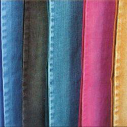 6.2Oz 70.5 29 0,5 de poliéster algodón Spandex Color Regular Dtretch Denim