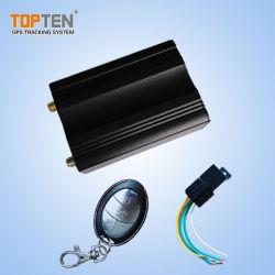 Le GPS tracker et alarme de voiture TK103 avec télécommande (TK103-KH)