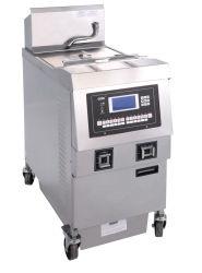 Gas-geöffnete Bratpfanne/intelligente Huhn-Druck-Bratpfanne/intelligente Huhn-Druck-Bratpfanne
