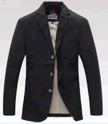 도매상 OEM 최신 디자인 남성용 가을 비즈니스 캐주얼 아웃도어 워싱 코튼 재킷