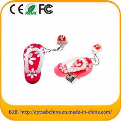 Мягкий ПВХ форма опорной части юбки поршня привода USB флэш-памяти новогодние подарки (ES638)
