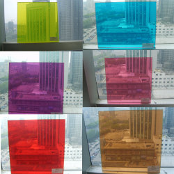 Hochwertiges PVB-Verbundglas