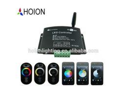 Maison Intelligente contrôleur LED RGB LED RVB de bande WiFi WiFi contrôleur LED Contrôleur WiFi contrôlée par par Android ou Ios RoHS ce système de garantie