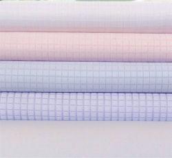 Schaftmaschine-Streifen überprüft Herringbone Twill-konstantes Hemd-Gewebe