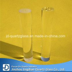 Jd lumière fluorescente manchon du tube de verre de quartz