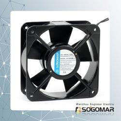 Ventilateur CA de haute qualité 180x180x60mm avec la CE un an de garantie